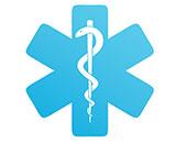 Znak Záchrannej zdravotnej služby SR
