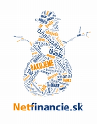 Snehuliak na hrnčeku Netfinancie.sk