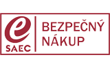 Logo – SAEC Bezpečný nákup