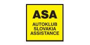 Logo - ASA – Autoklub Slovakia Assistance, s.r.o.