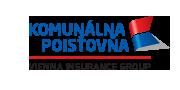 Logo - KOMUNÁLNA poisťovňa