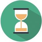 Presýpacie hodiny – zrušenie
