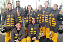 Teambuilding Hurricane Factory