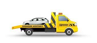Servisné vozidlo - asistenčné služby