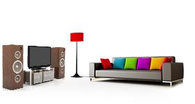 Nábytok - poistenie domácnosti