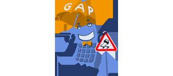 Auto - GAP - poistenie finančnej straty