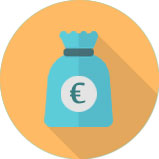 Mech peňazí – poistná suma