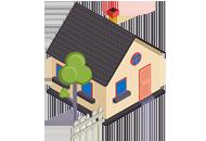 Rodinný dom – 2.príklad