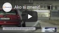 Náhľad videa o výpovedi PZP
