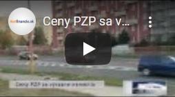 Náhľad videa o nových sadzbách PZP