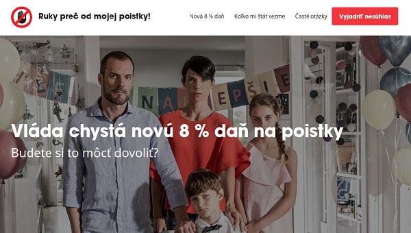 Úvodný obrázok kampane